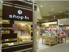 Shop in なんばマルイ店
