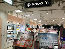 Shop in なんばウォーク店